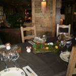 A la table de Marie-Ange