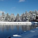 Resort in Winter