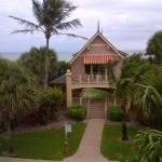 Three bedroom beach house right on the beach