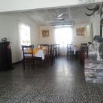 Dining halls / comedores