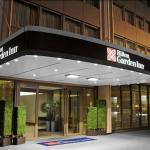 Welcome to the Hilton Garden Inn Times Square
