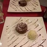 Et un petit dessert pour finir...