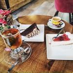Cafe dulces