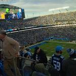 The Bank of America Stadium Foto