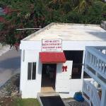 Grand Anse Beach Palace Hotel Foto