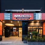 APA Hotel Shinagawa Sengakuji Ekimae