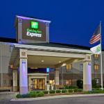Holiday Inn Express Marshall