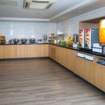 Express Start buffet at our Bath hotel