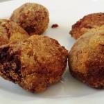 Croquetas de rostit / Restaurant VERNIS (La Cellera de Ter- Girona)