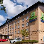 Holiday Inn Express Edinburgh - Waterfront Foto
