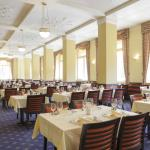 Hotel Altein, Halbpension-Restaurant