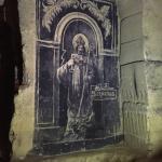 Kapel in de grot