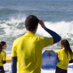 Linha de Onda - Surfing School