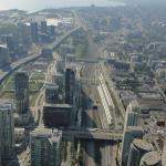 Edge Walk at the CN Tower Foto