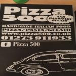 Photo de Pizza 500