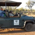 Photo de Mosetlha Bush Camp & Eco Lodge