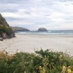 The beach - within walking distance of farm