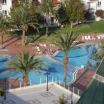 Poollandschaft, Salamis Bay Conti Casino & Resort
