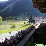 Vista desde la terraza de la habitacion