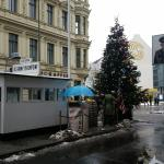 hotel 50m from checkpoint charlie