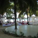 Adults Only area (to use cabanas you must pay extra)