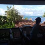 my breakfast view