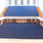 The hall taken from the stage