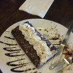German Chocolate Crepe