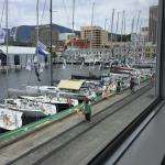 Somerset on the Pier, Hobart Foto