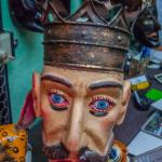 pictures from the Another Face of Mexico Mask Museum in San Miguel