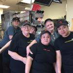 Great Friendly Team Work Taco John's! Food is Fresh and Great Value! Clean and Great Stop right