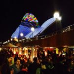 Vivid Sydney Foto