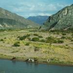 Vista panorámica del Río San Juan