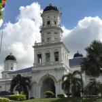 Sultan Abu Bakar Mosque Resmi
