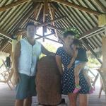 Vacaciones en polinesia.... Tahha island