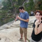 Chimney Rock State Park Foto