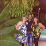 Gretchen, Jorge JR and G