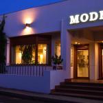Hotel Moderno Foto