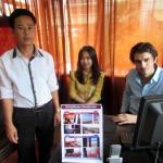 English, French, Lao, Thai speakers to welcome you