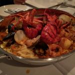 Allora Seafood plate