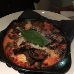Auberjine lasagna