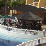 Bar a bordo piscina!