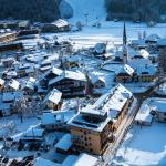 Beste Lage im Skigebiet Nassfeld in Tröpolach; alle Einrichtungen sind zu Fuß erreichbar