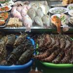 Seafood street / night market (eat at least once in the town it's worth the experience)