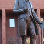 Another View of the Statue