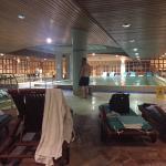 Foto de The Aquincum Hotel Budapest