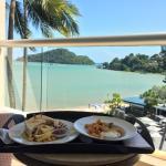 Balcony - Crowne Plaza Phuket Panwa Beach Photo
