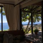 View from Bed in Ocean Suite