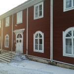 Omgivningar med små hus