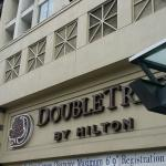 Double Tree stay.